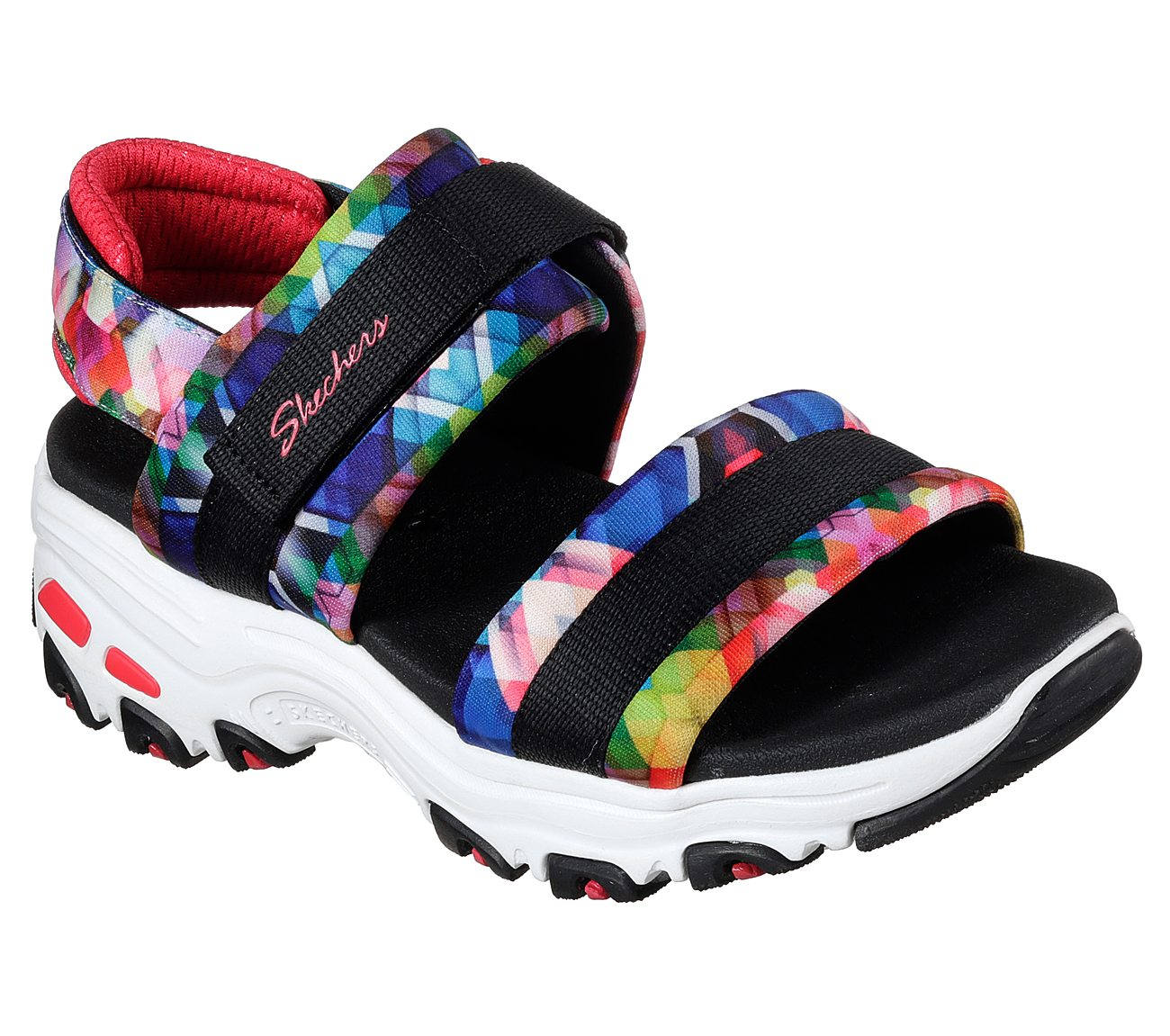 Skechers Shoes   Skechers Cali Girl Friday Canvas Wedge