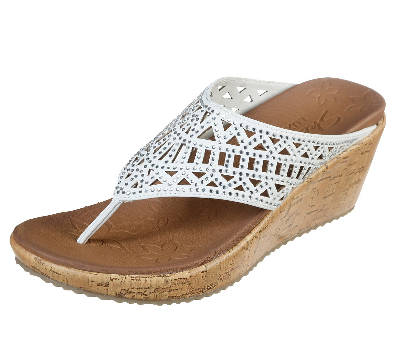 4a5ca903fa1 Buy SKECHERS Beverlee - Summer Visit Cali Shoes only $50.00