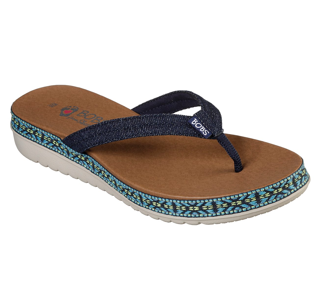 25b5f2ed3076 Buy SKECHERS BOBS Sunkiss - Star Fish BOBS Shoes only  22.00
