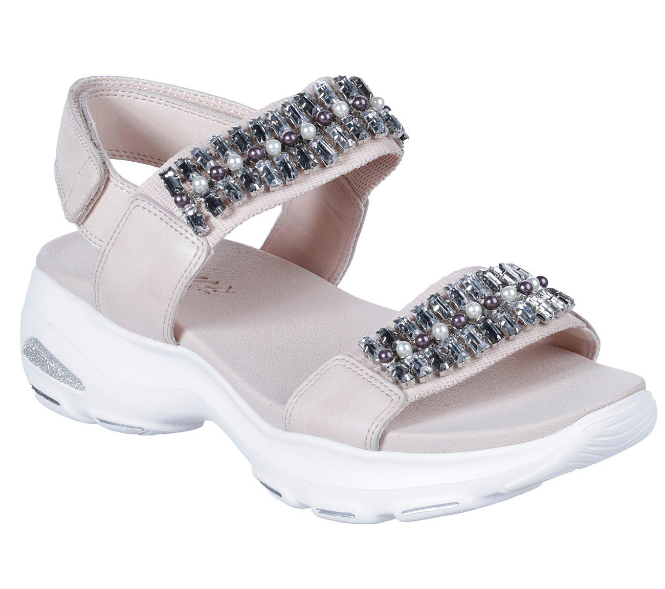 Skechers Blush Unicorn Posse D'Lites Ultra Sandal Women