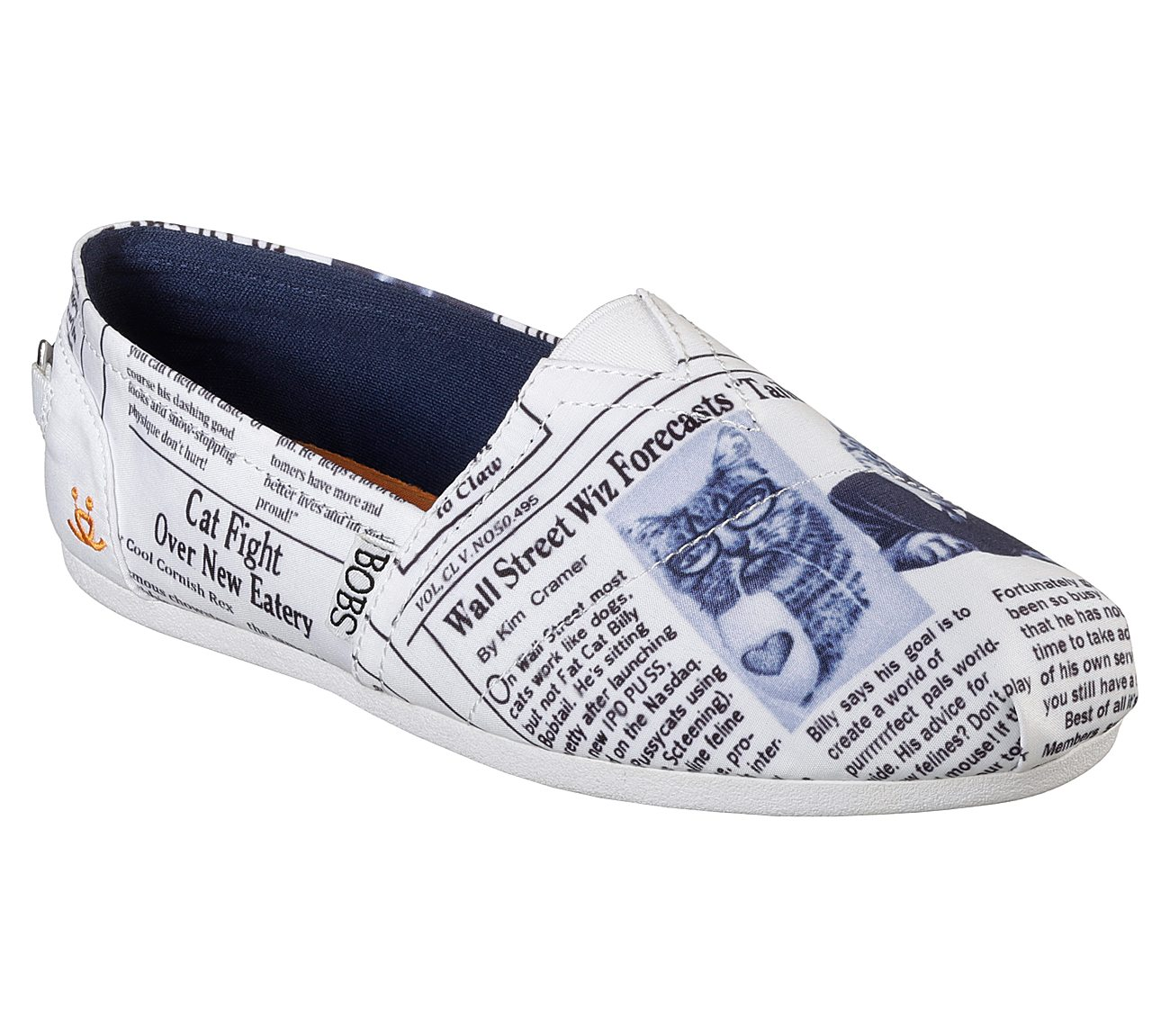 d15558c02b2b Buy SKECHERS BOBS Plush - Cat-Toon BOBS Shoes only  27.00