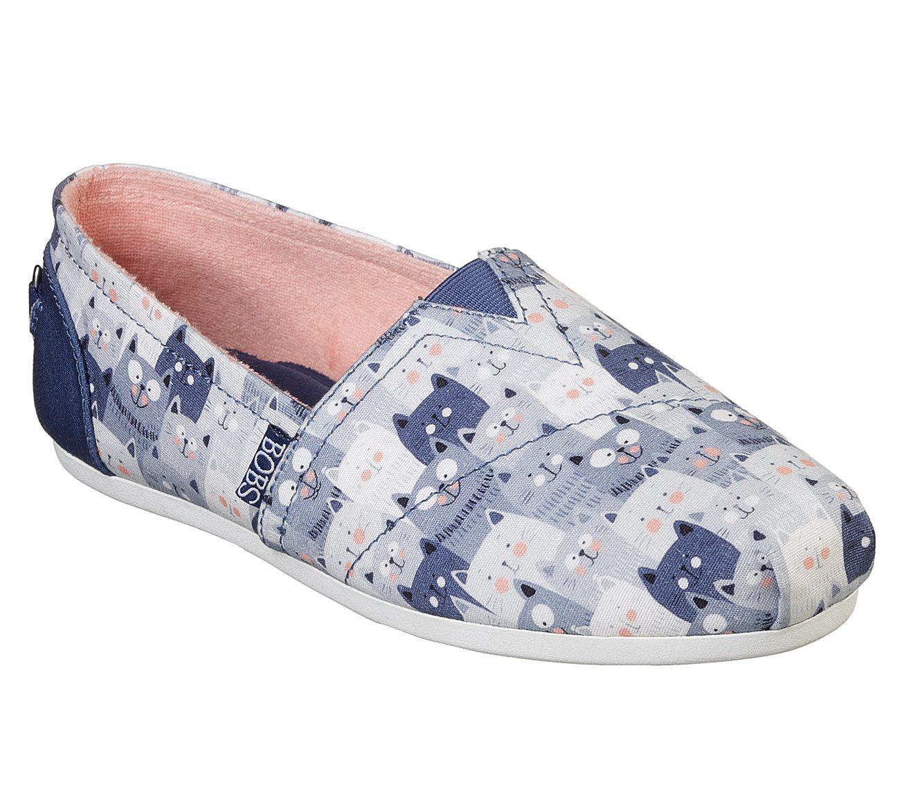 SKECHERS BOBS Plush - Kitty Jam BOBS Shoes