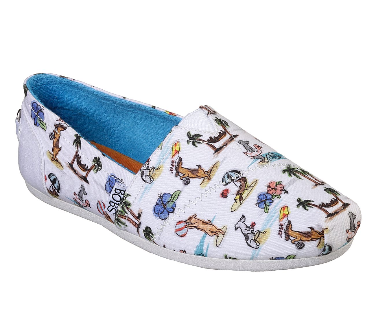 cbcabbd75fc6 Buy SKECHERS BOBS Plush - Playa Pups BOBS Shoes only $63.00