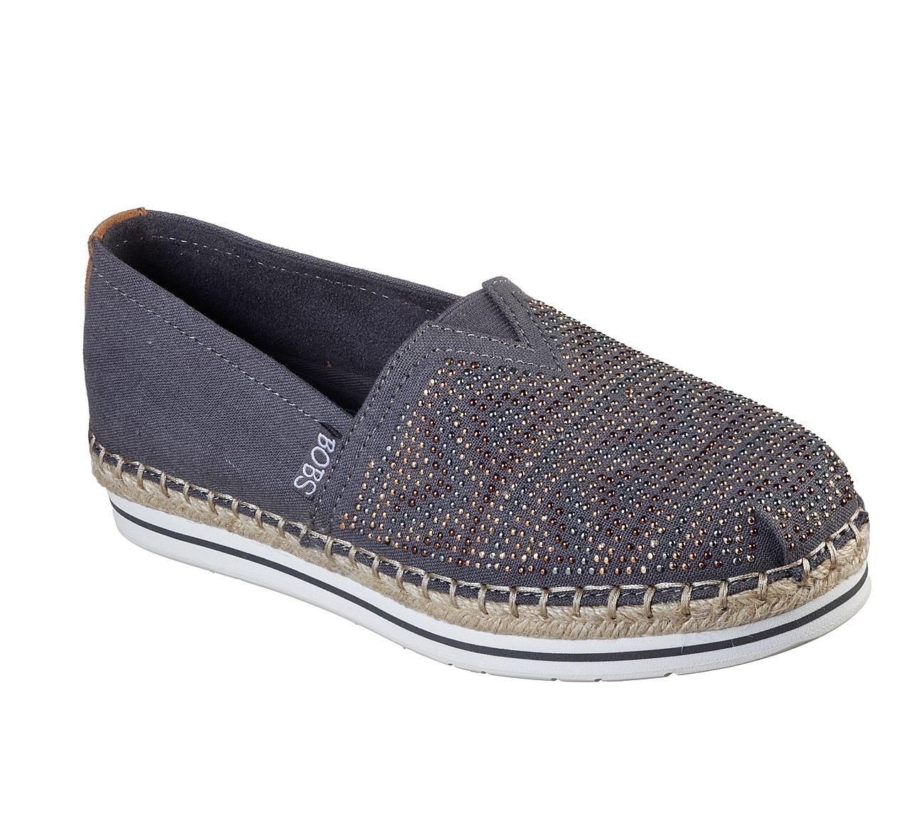 9c95a88b8e715 Buy SKECHERS BOBS Breeze - Moonbeams & Stars Comfort Shoes Shoes ...