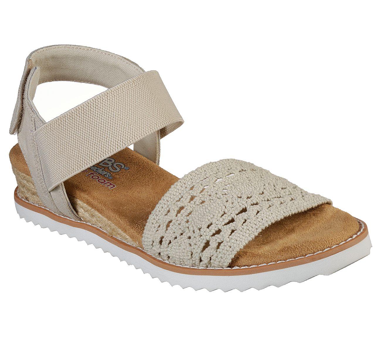 7232222fb513 Buy SKECHERS BOBS Desert Kiss - Hilltop Whisper BOBS Shoes only  50.00
