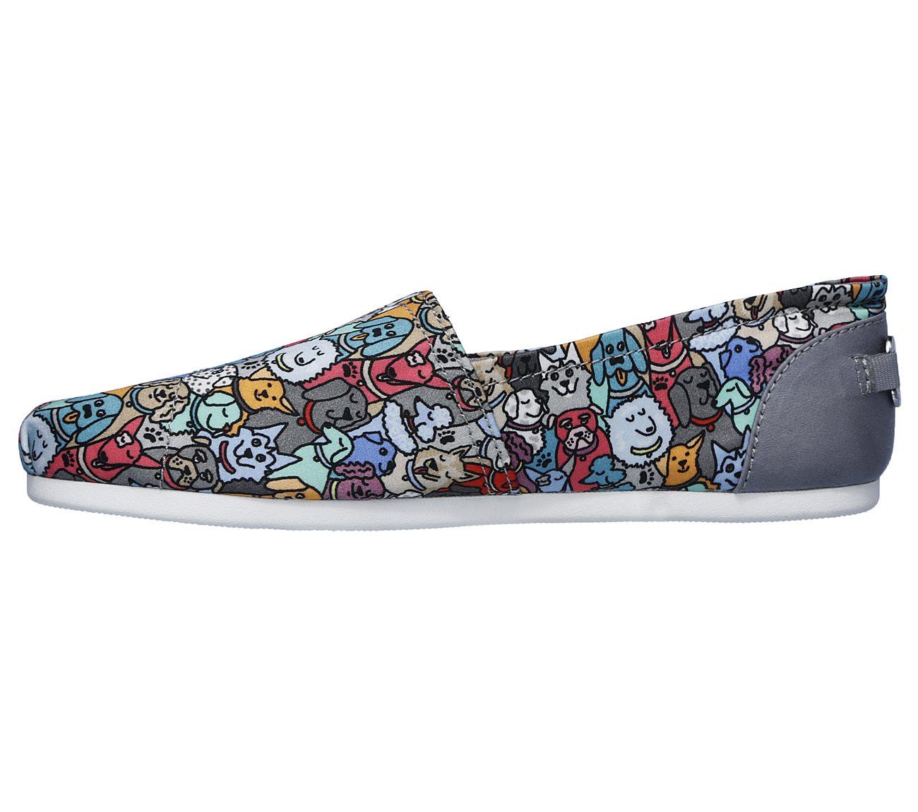 35ecc96e483d Buy SKECHERS BOBS Plush - Woof Party SKECHERS Bobs Shoes only £39.00
