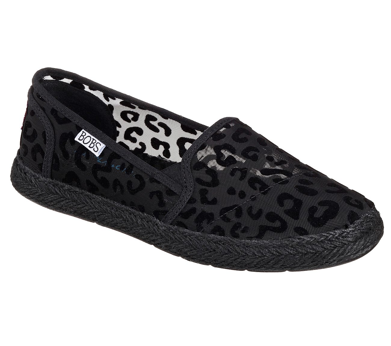 animal bobs attraction skechers shoes