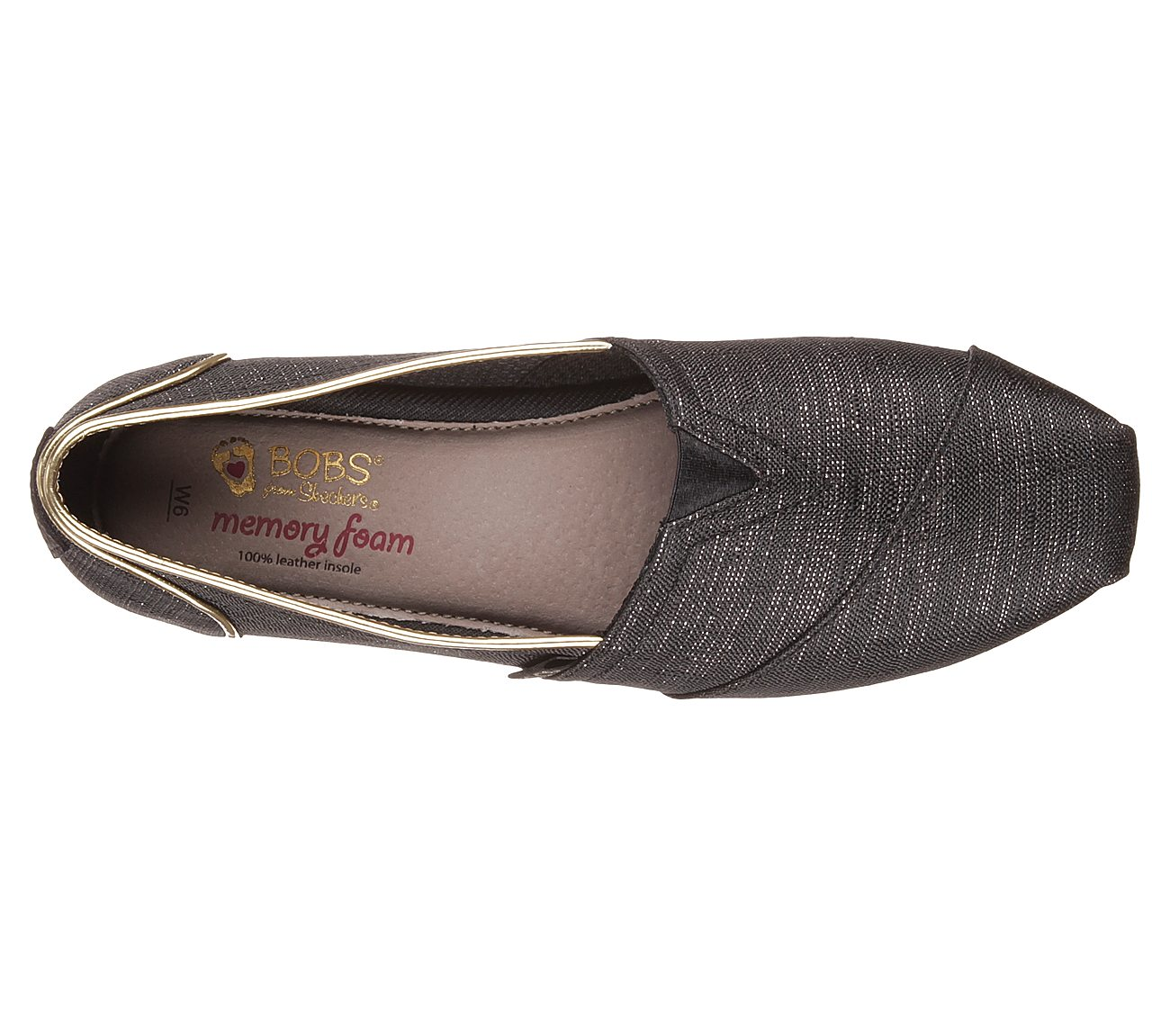 42a3fb986fba Buy SKECHERS Luxe Bobs - Festivities BOBS Shoes only  27.00