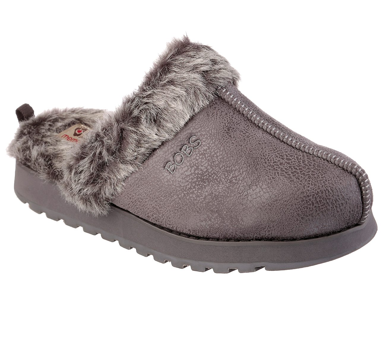 bobs from skechers memory foam slippers