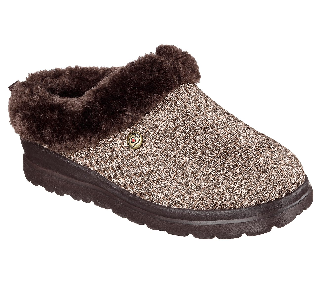 New Style Bobs From Skechers Cherish Snugglers Slipper