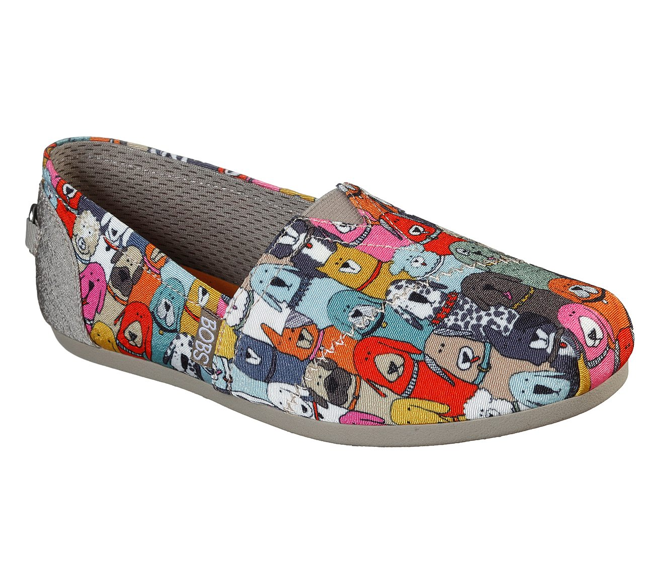 487919c9465 Buy SKECHERS BOBS Plush - Wag Party SKECHERS Bobs Shoes only £39.00