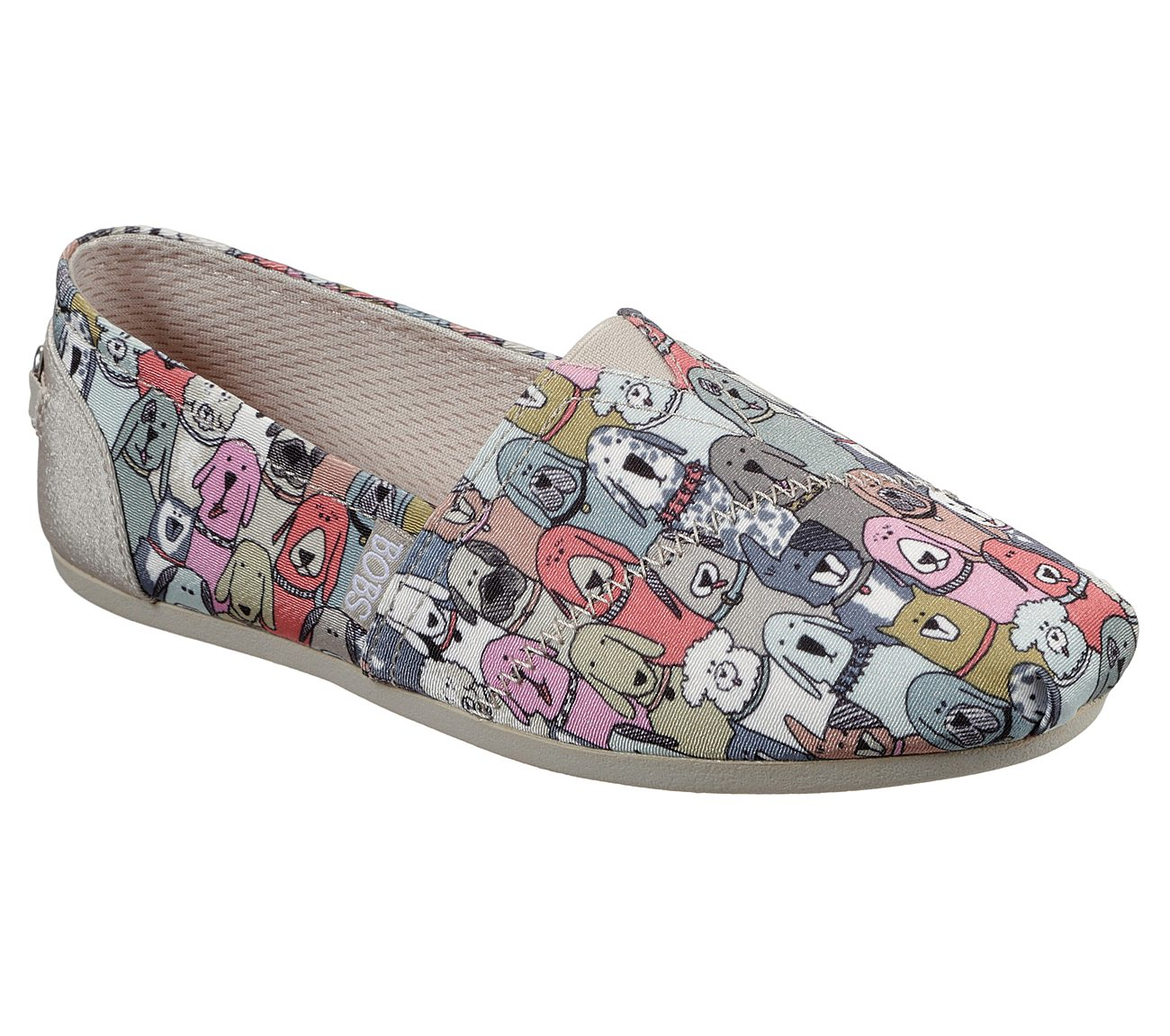 d8f109c8faa Buy SKECHERS BOBS Plush - Wag Party BOBS Shoes only  45.00