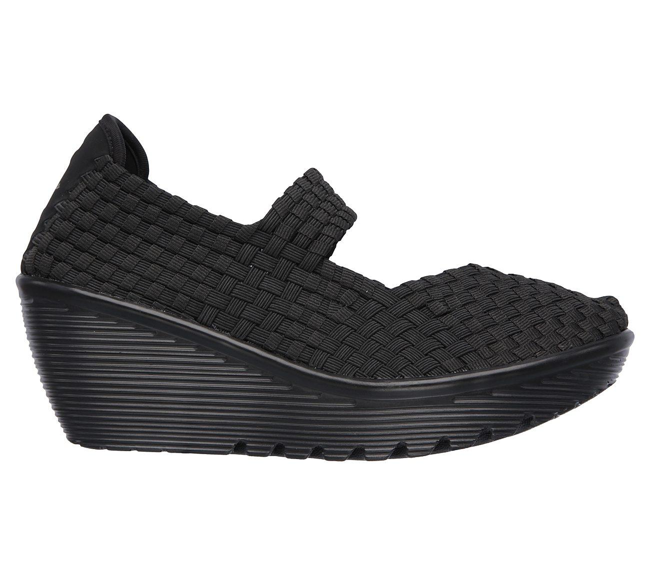 skechers shoes with heels