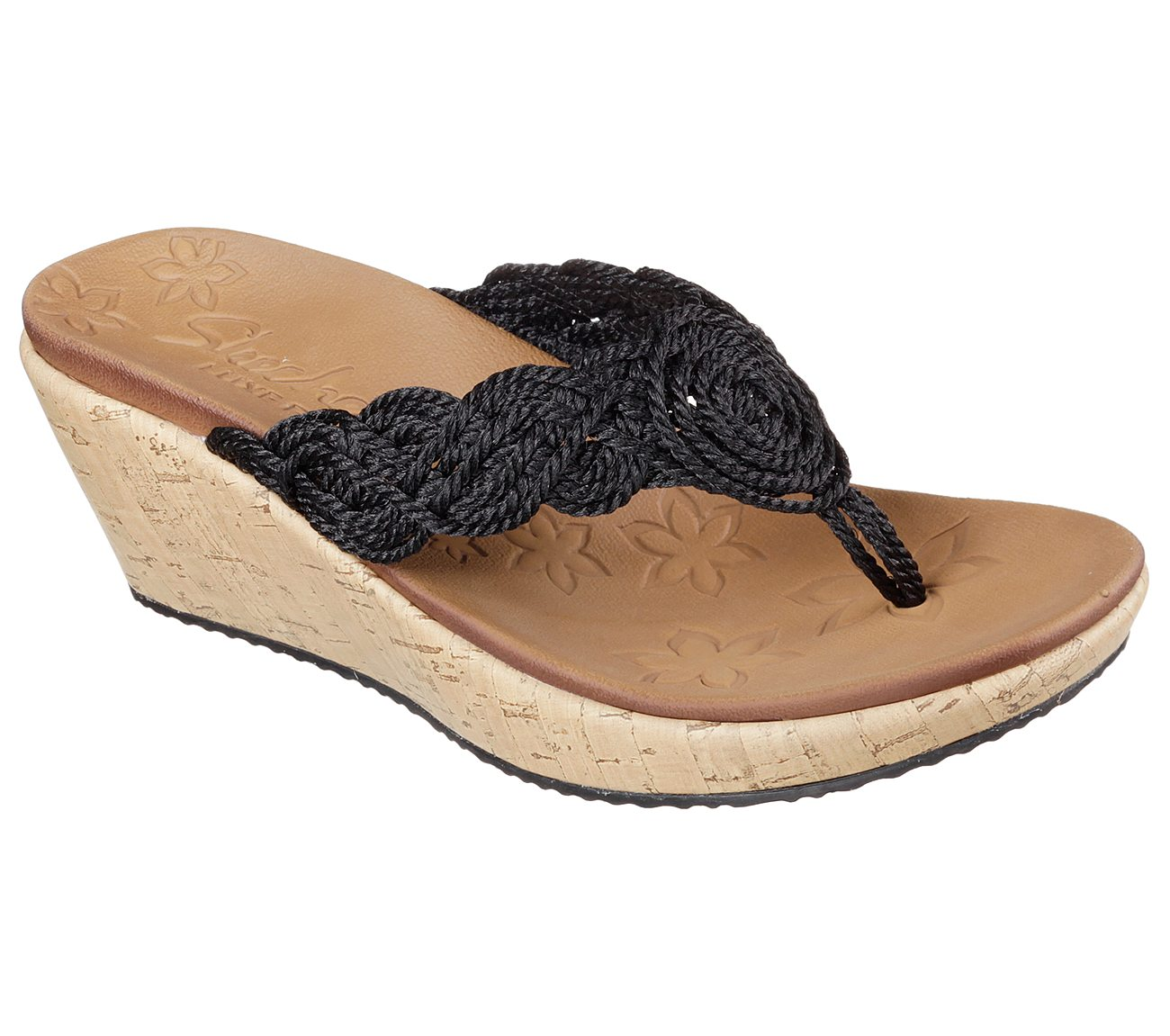 skechers thong sandals