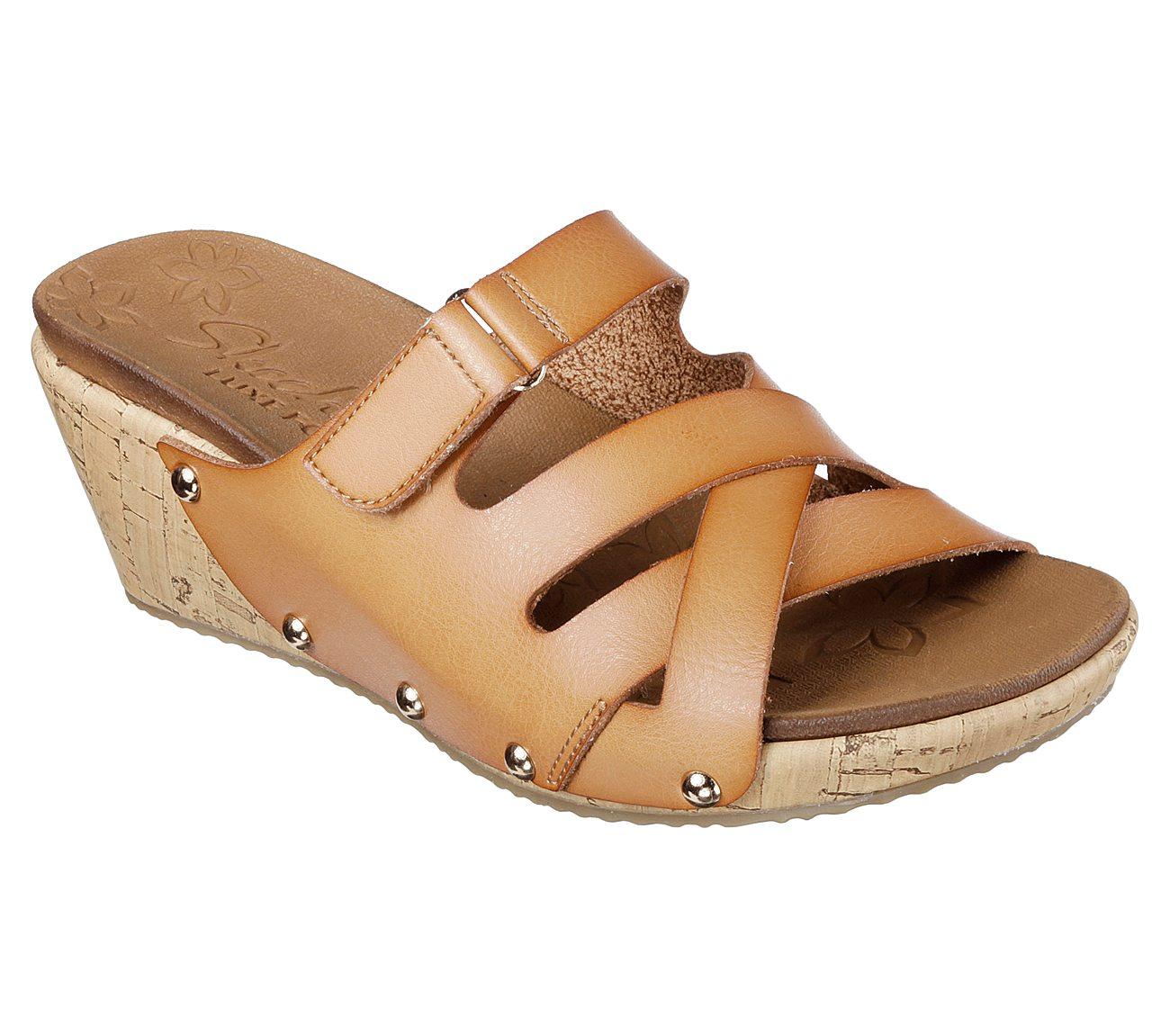 a58eae65ee4f Buy SKECHERS Beverlee - D Luxe Slide Sandals Shoes only  55.00