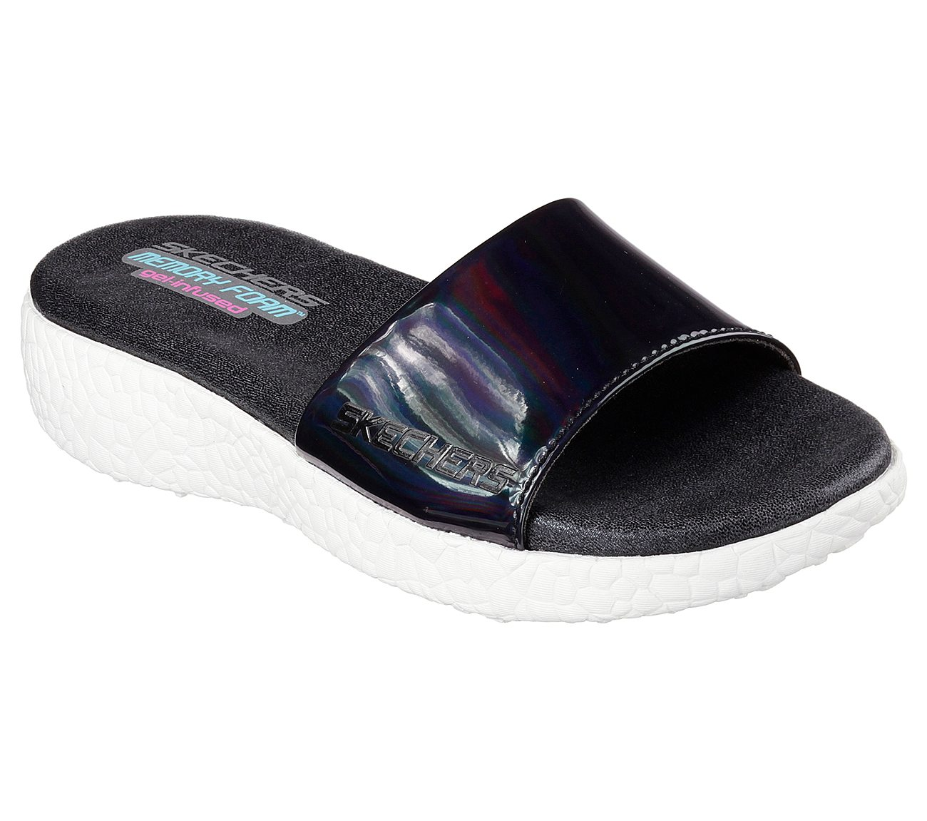 01db93f94bef Buy SKECHERS Burst - Introspect Comfort Sandals Shoes only  50.00