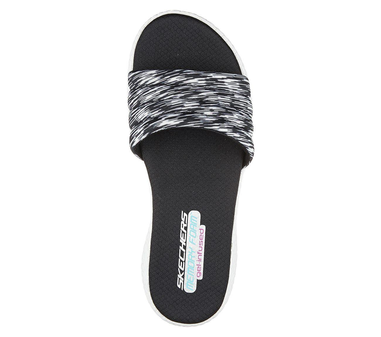 ea8d66a686fc Buy SKECHERS Burst - Elations Comfort Sandals Shoes only  50.00