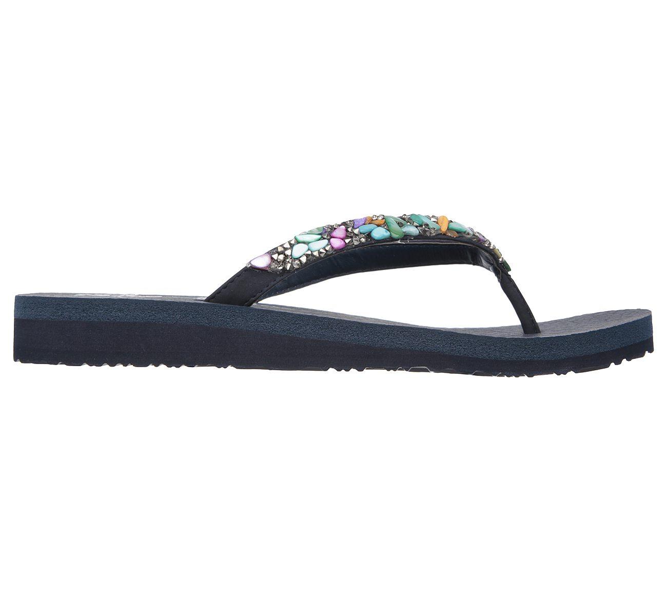 81de759f8b03ca Buy SKECHERS Meditation - Break Water Comfort Sandals Shoes only  38.00
