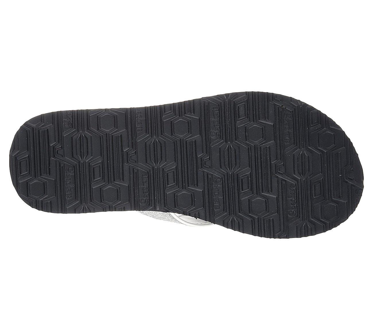 skechers yoga foam flip flops