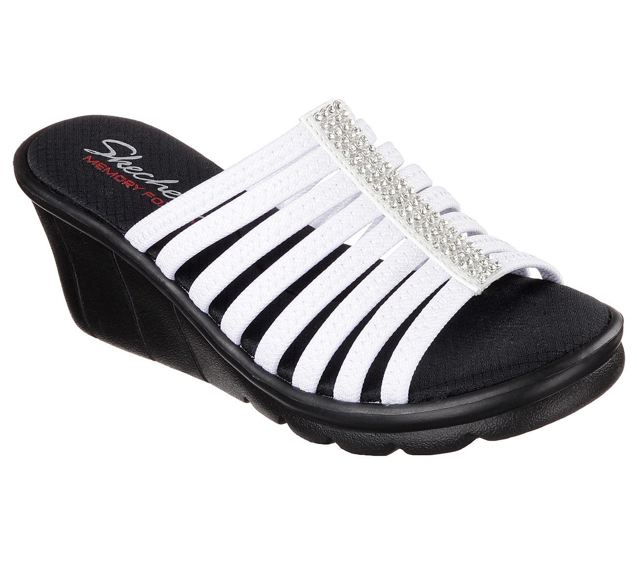 5c1ff31d7adf Buy SKECHERS Promenade - Bewitched Comfort Sandals Shoes only  50.00