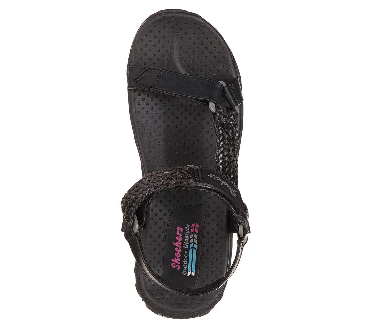 Skechers Womens Reggae Misty Morning Sandal 40792 Chaussures