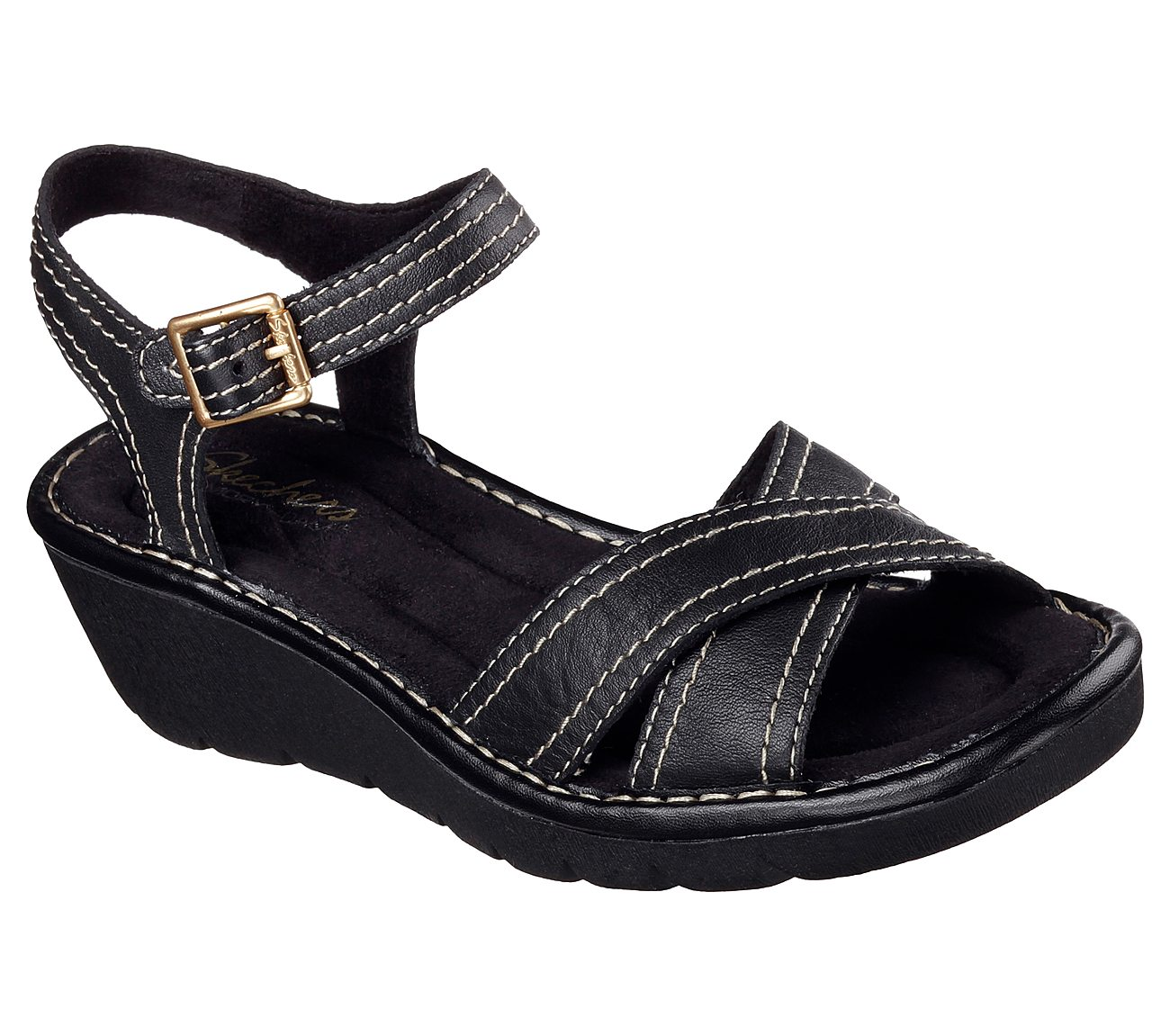 0ac5ff8ebf41 Buy SKECHERS Cameo - Faceted Slide Sandals Shoes only  63.00