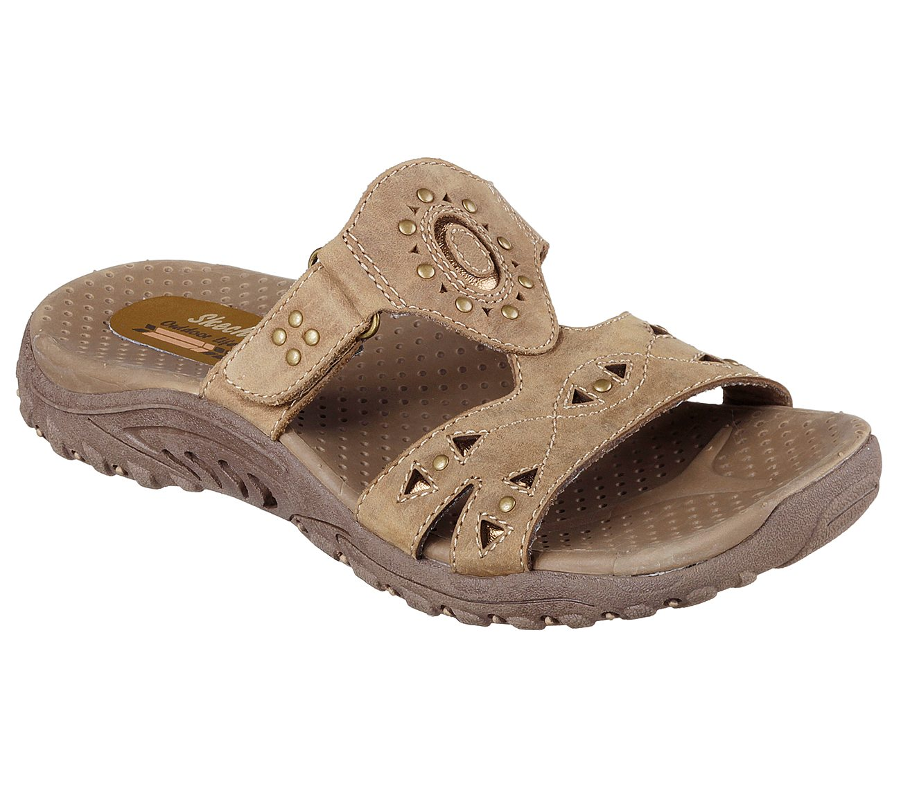 Skechers Reggae Trench Town Slide Sandal (Women's)