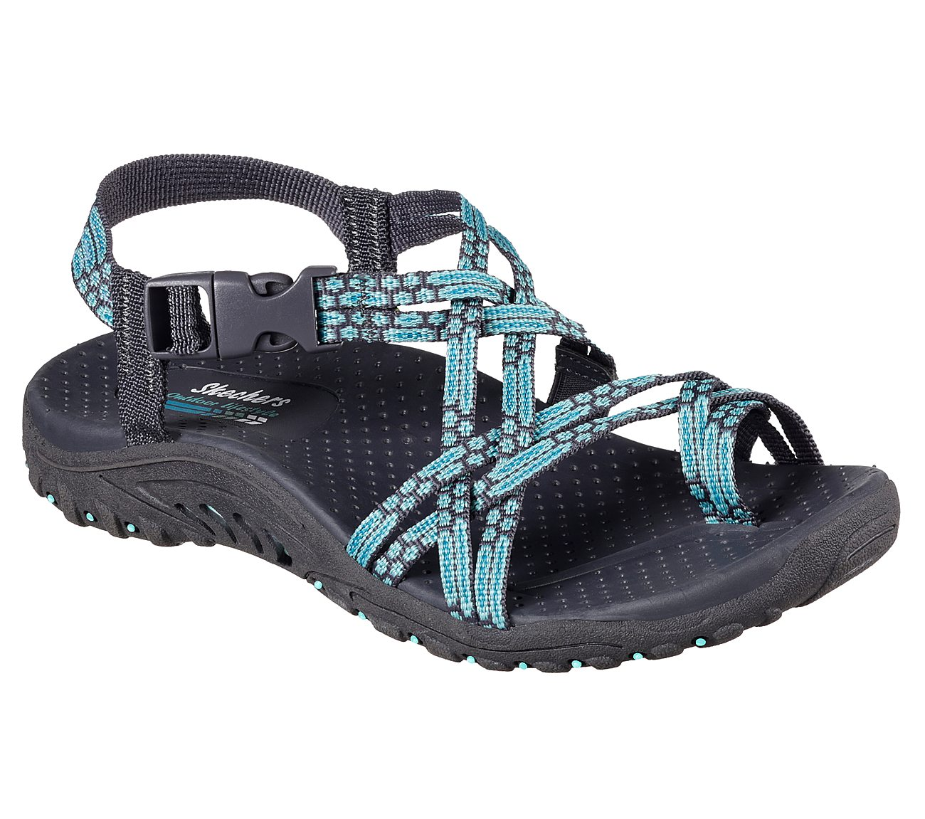 skechers reggae loopy sandals