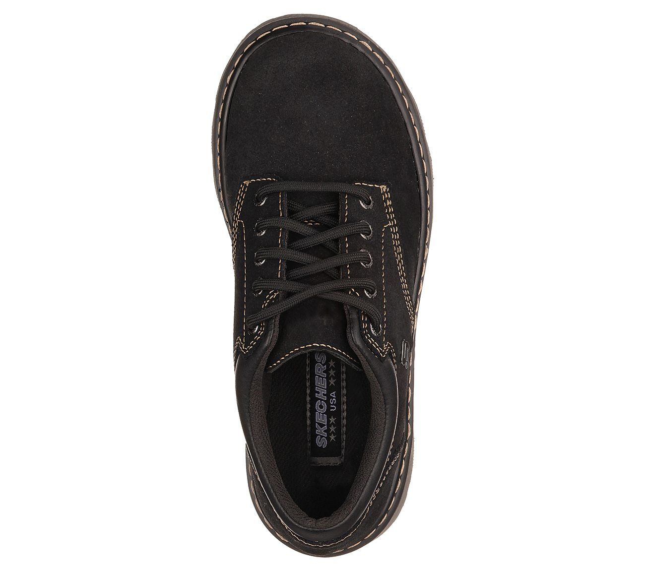 e2f75f2a4038 Buy SKECHERS Parties - Mate Modern Comfort Shoes only  55.00
