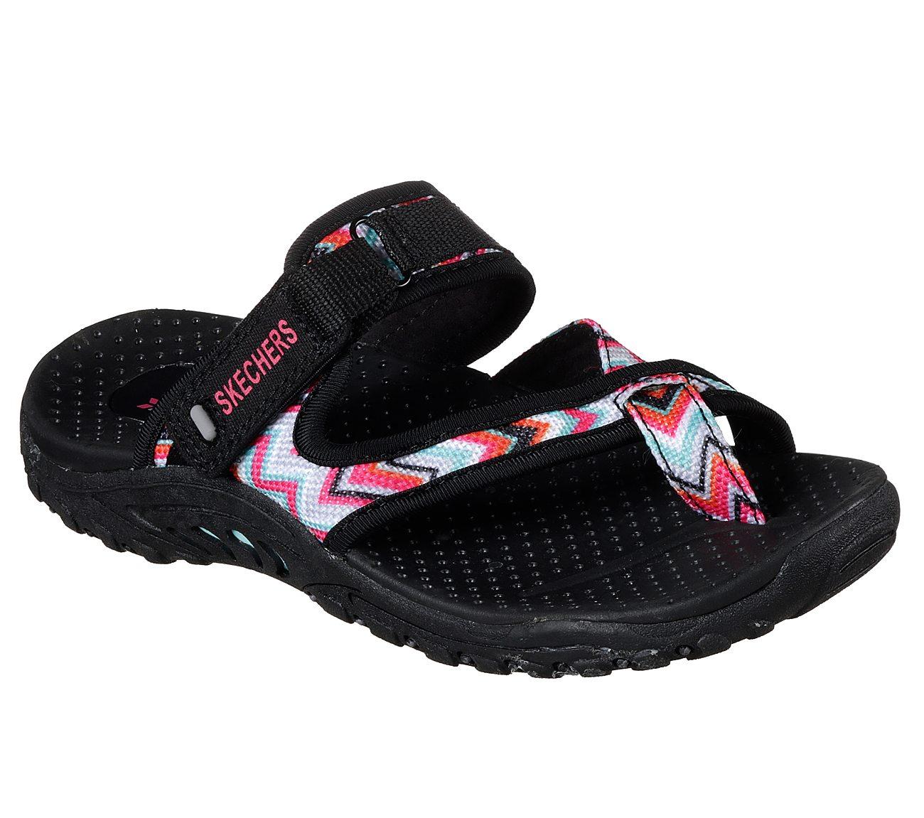 Skechers Reggae Zig Swag Comfort Sandal O4VAKuTC