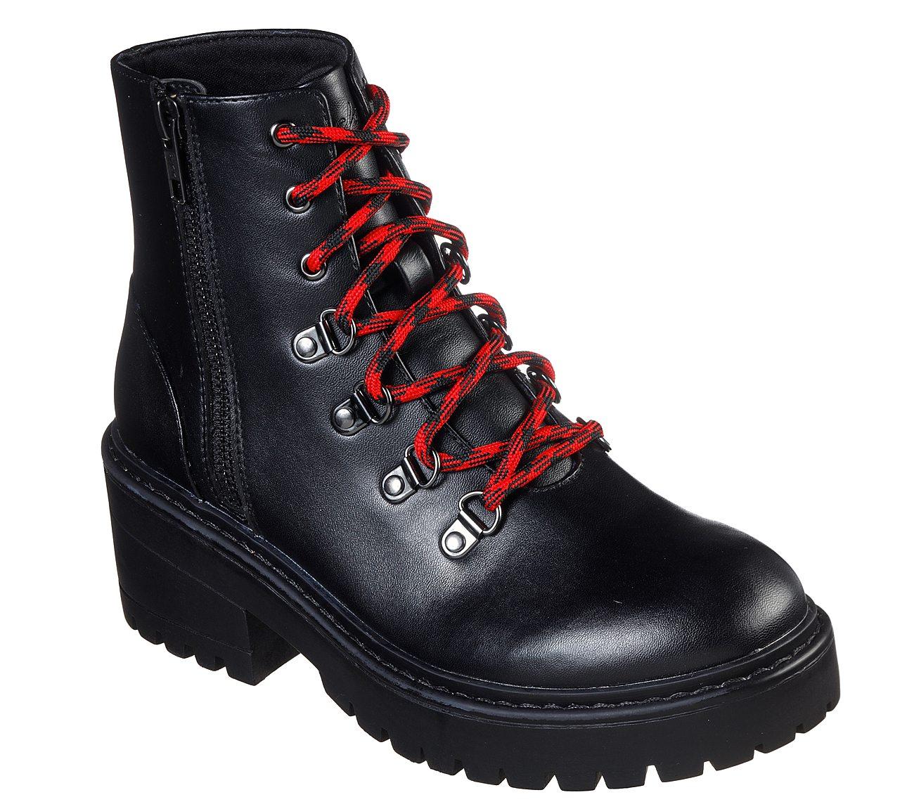 skechers memory foam womens boots