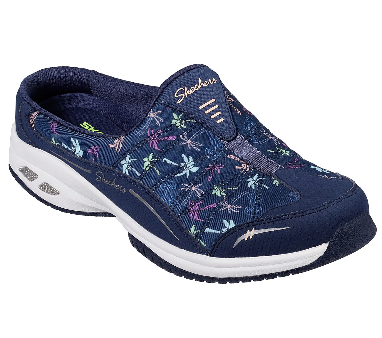 Skechers Relaxed Fit: Commute Time Palm Tree Holiday