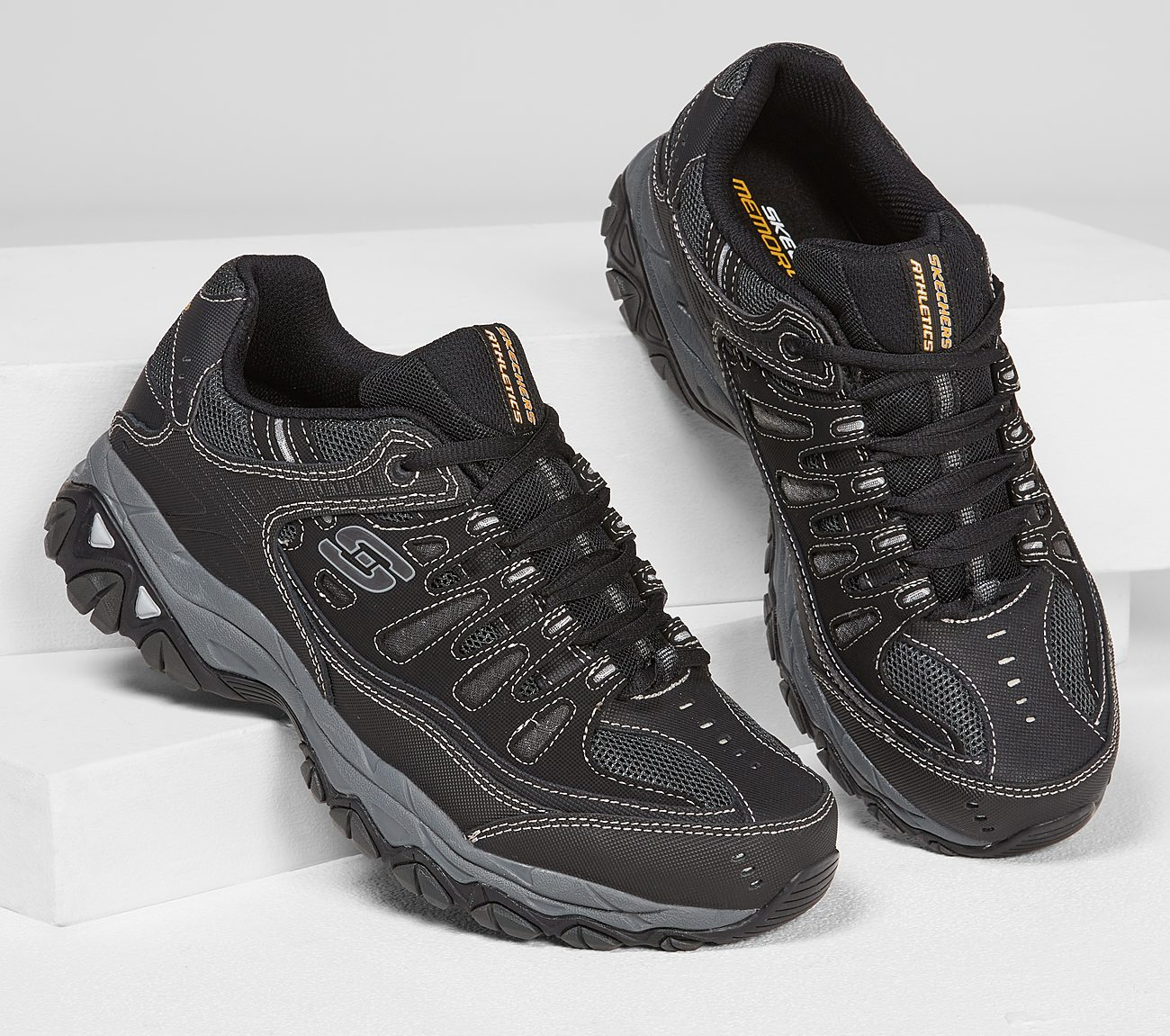 ee180bef75a9 Buy SKECHERS After Burn - Memory Fit Sport Shoes only  90.00