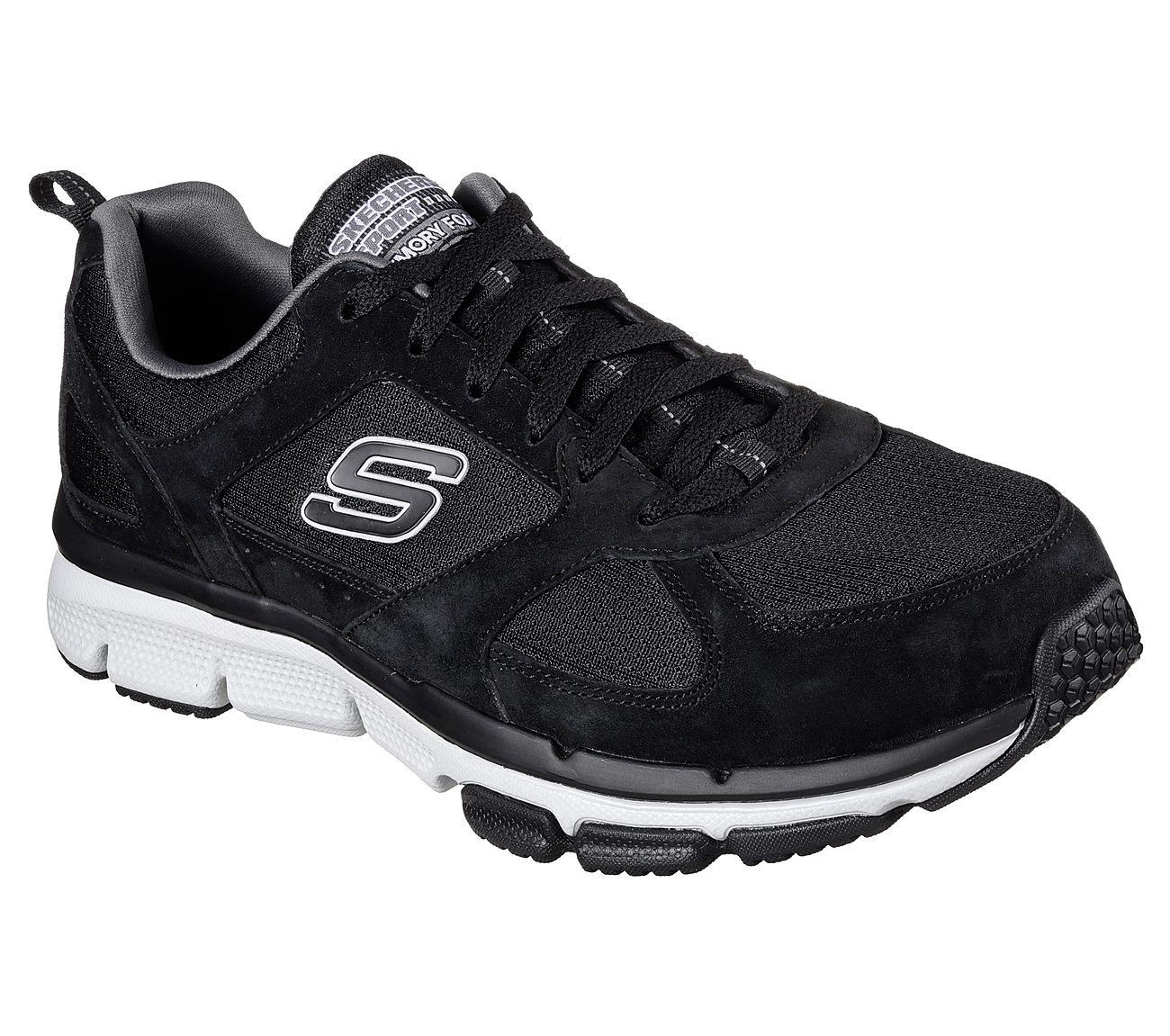 dd207ffd302c Buy SKECHERS Relaxed Fit  Optimizer Sport Shoes only  75.00
