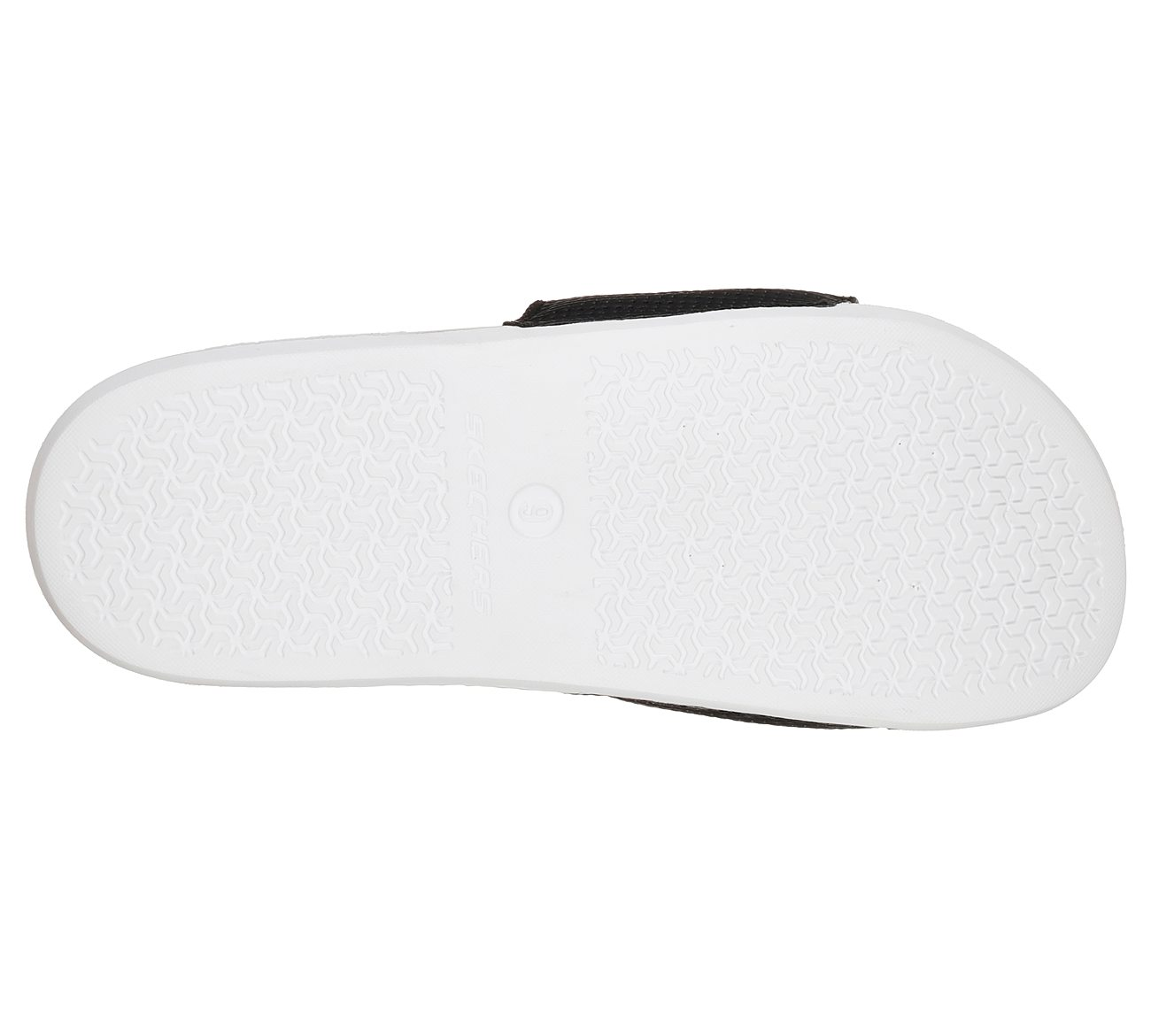 SKECHERS Herrenpantolette Gambix 2.0 verstellbare Riemen Klettverschluss —