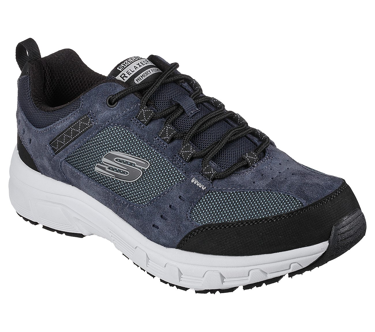 Skechers Relaxed Fit: Oak Canyon Trainers Mens Memory Foam Walking Shoes 51893
