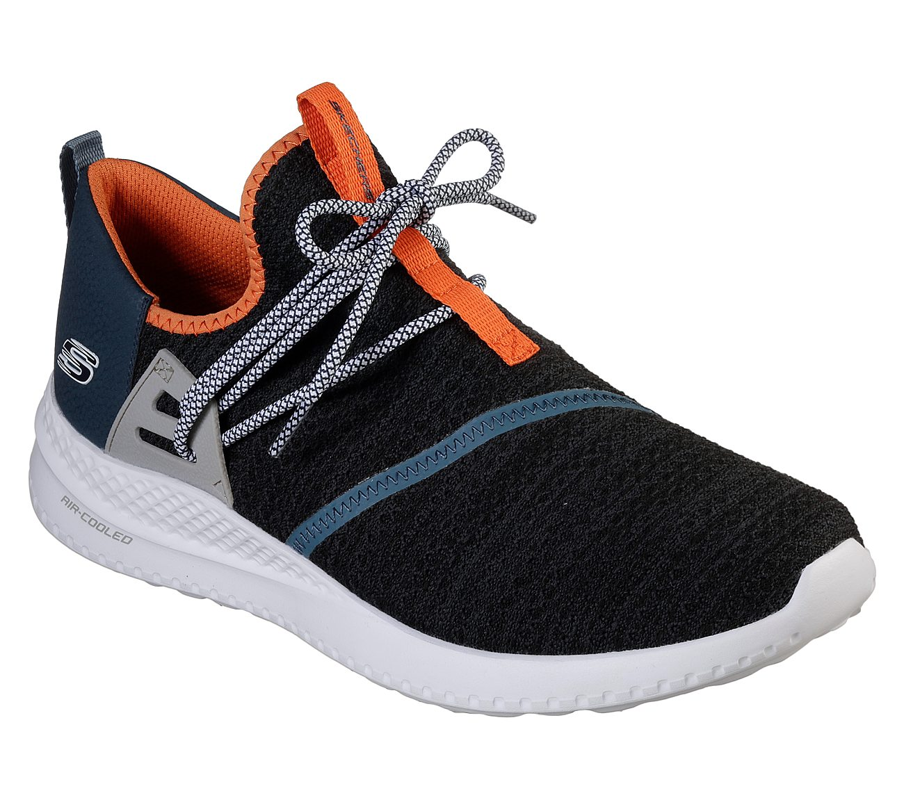 skechers orange shoes