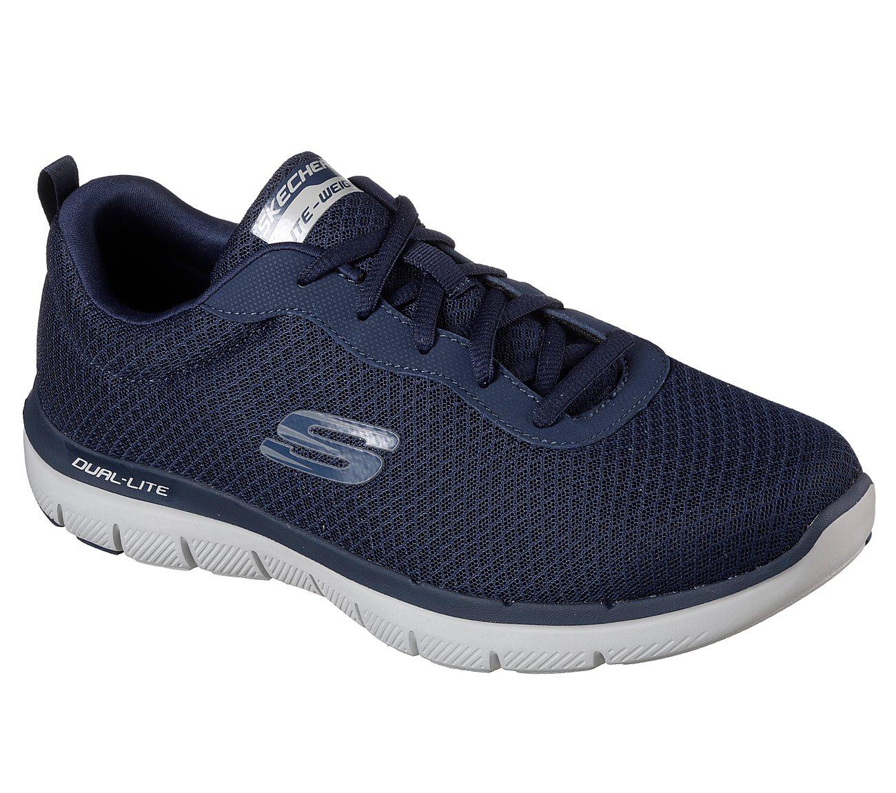 fe654d71a513 Buy SKECHERS Flex Advantage 2.0 - Dayshow Sport Shoes only  46.00