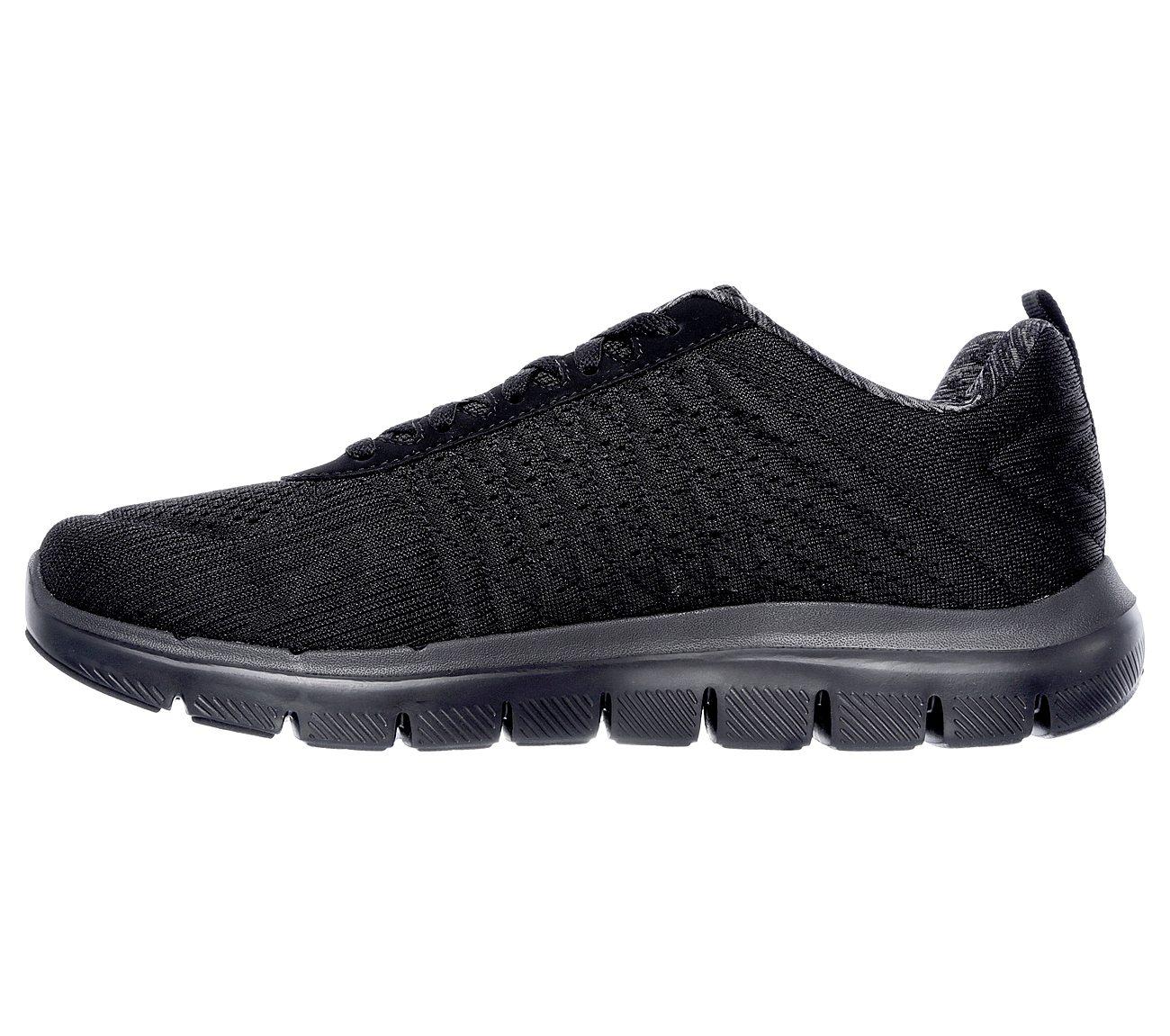 Schuhe SKECHERS The Happs 52185BBK Black Fitness
