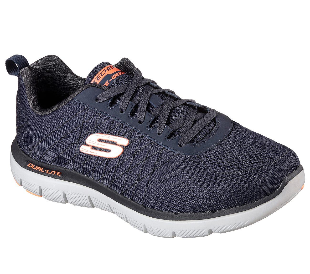 Men Shoes Skechers Flex Advantage First Team Training