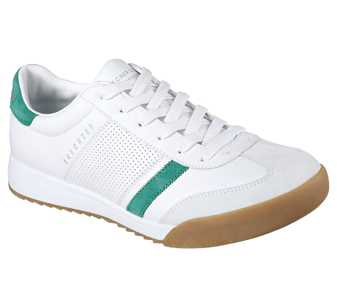 Buy SKECHERS Zinger Lace-Up Sneakers Shoes