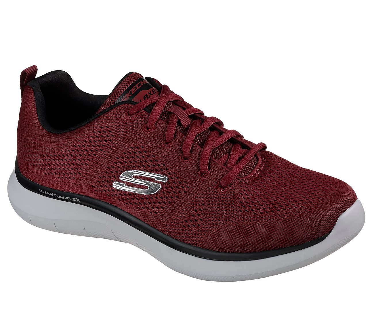 Buy Skechers Relaxed Fit Quantum Flex Rood Relaxed Fit