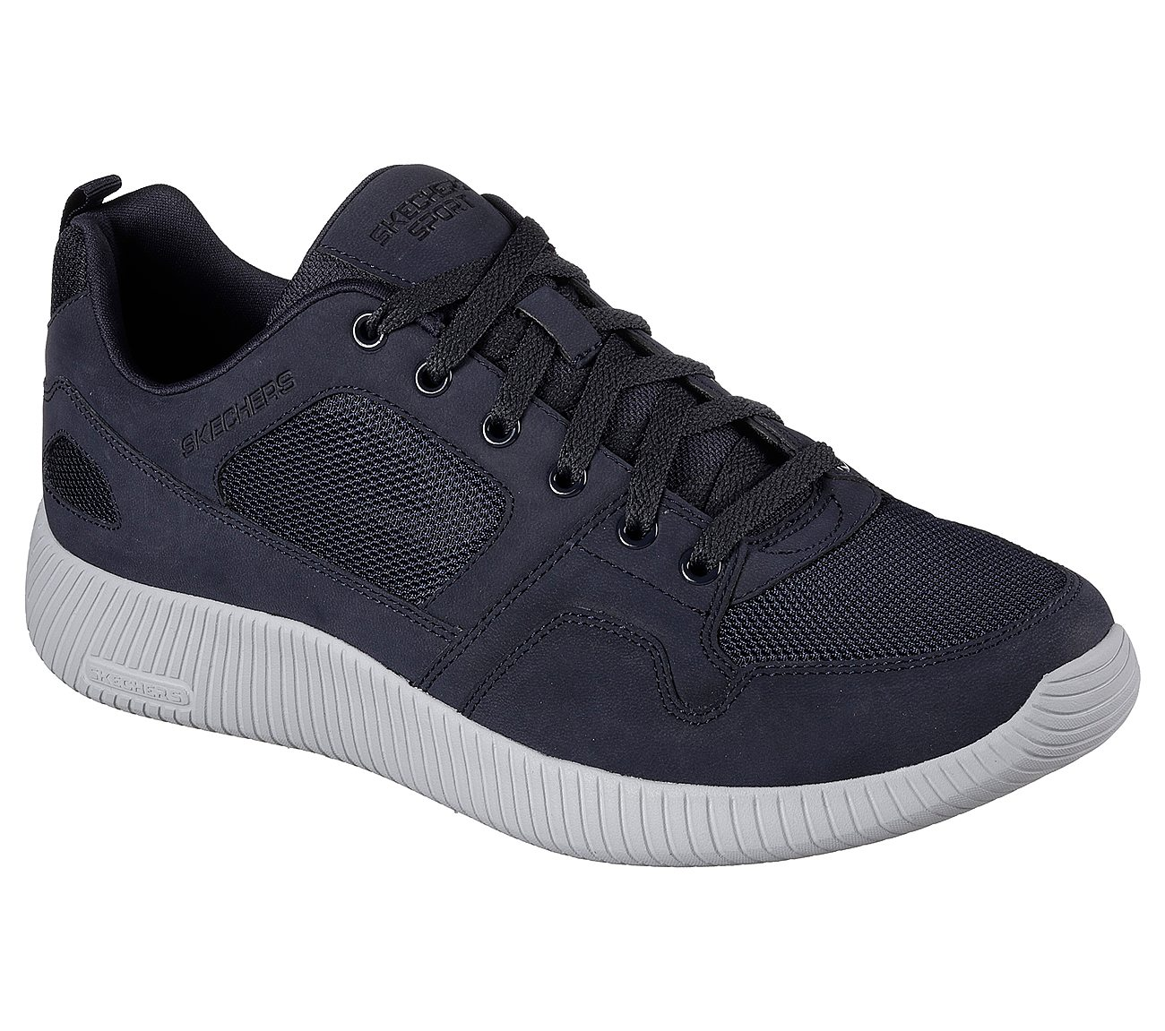 154a48a4366f9 Buy SKECHERS Depth Charge - Eaddy Lace-Up Sneakers Shoes only £59.00