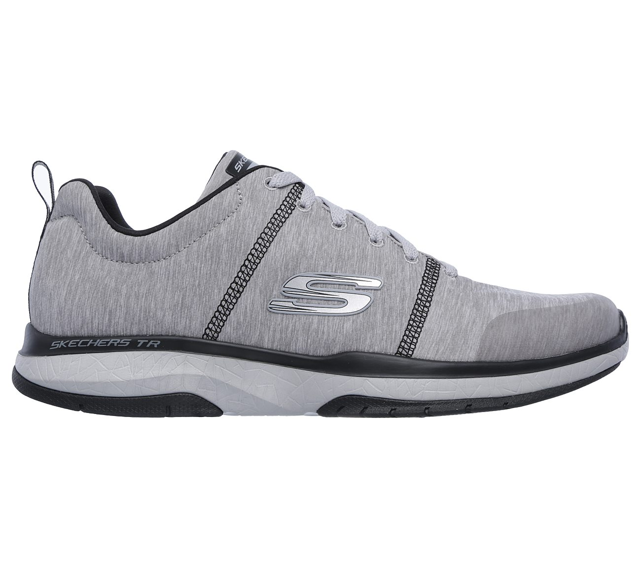 Mens Burst Tr-Locust Trainers Skechers