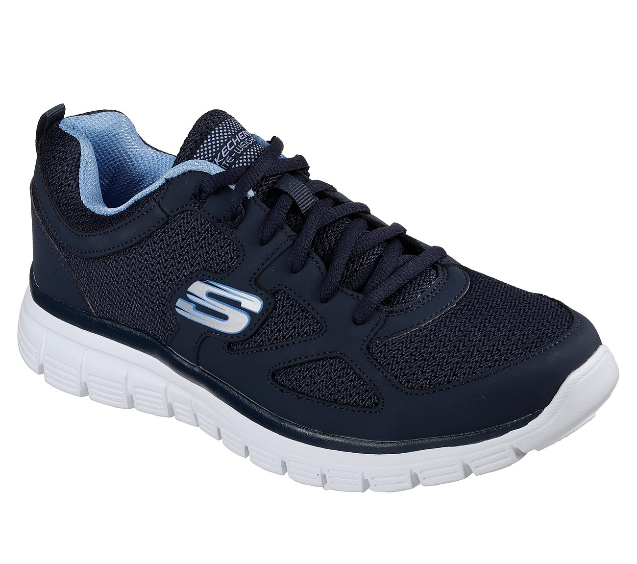Mens Skechers Memory Foam Trainers Agoura 52635