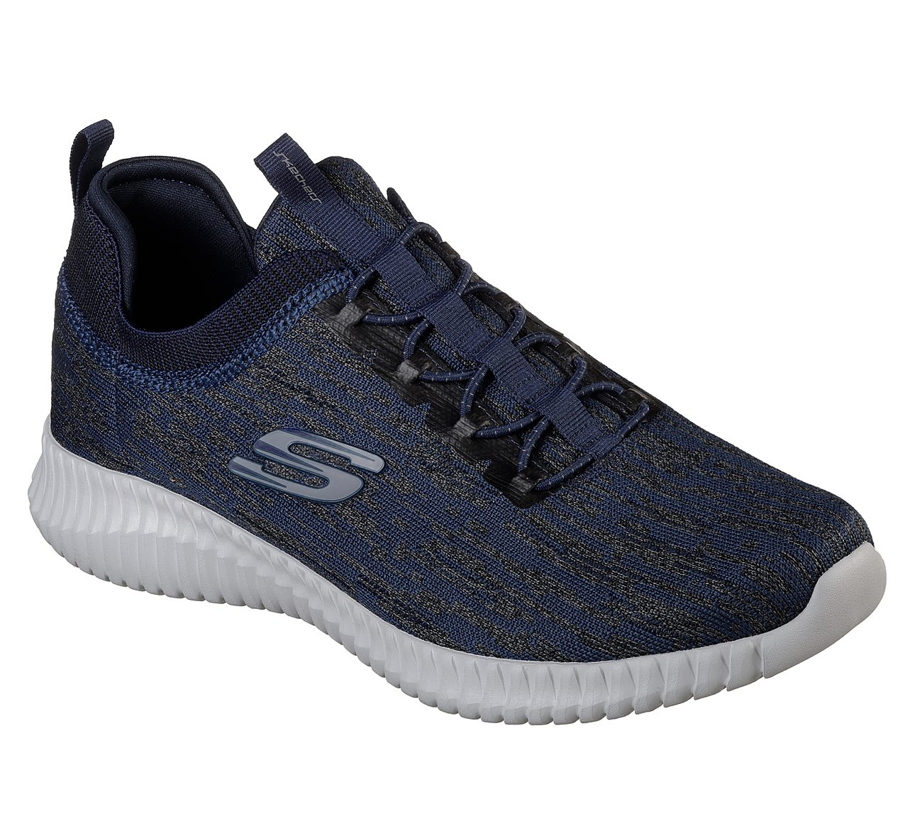 Skechers Go Flex Walk Running Shoes (Navy)