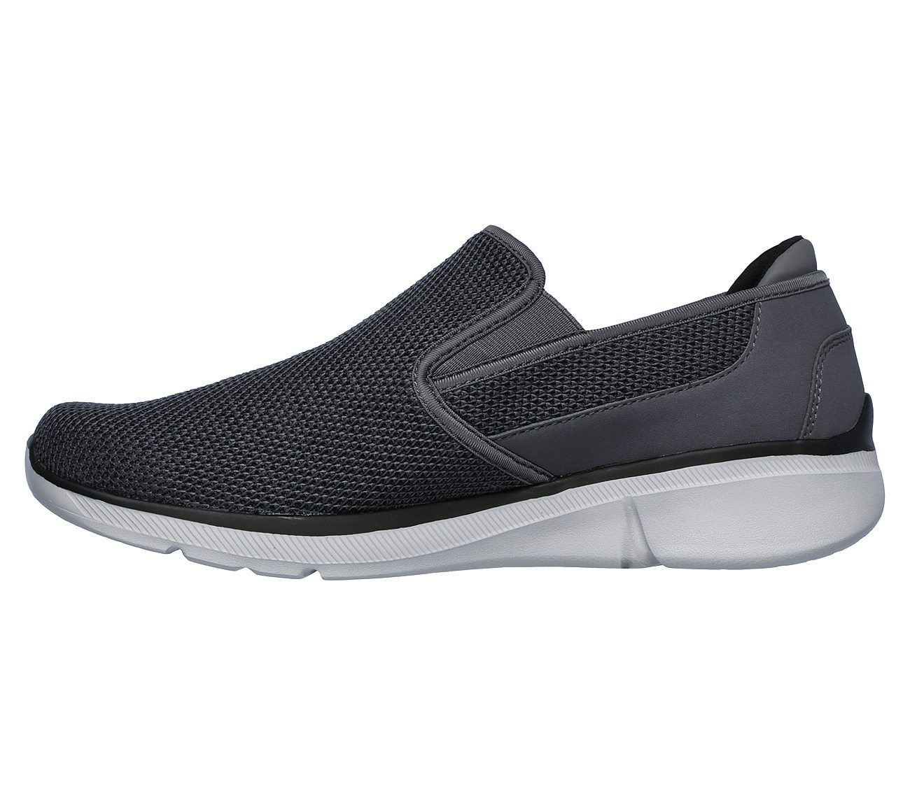 SKECHERS Men's Extra Wide Fit Equalizer 3.0 Sumnin Walking shoe in Navy