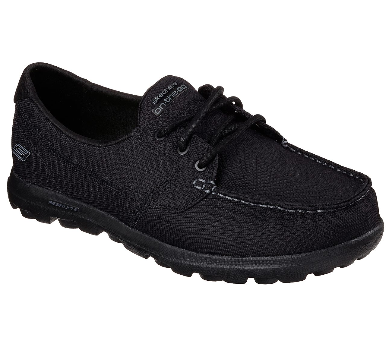 skechers on the go boat shoes with goga mat