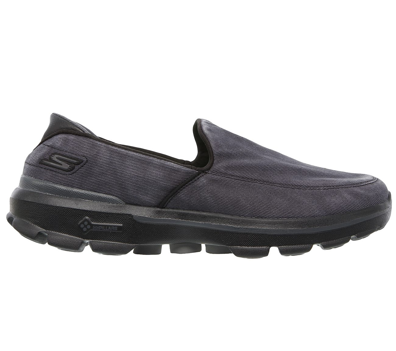 Skechers Herren Go Walk 3 Unwind Low Top