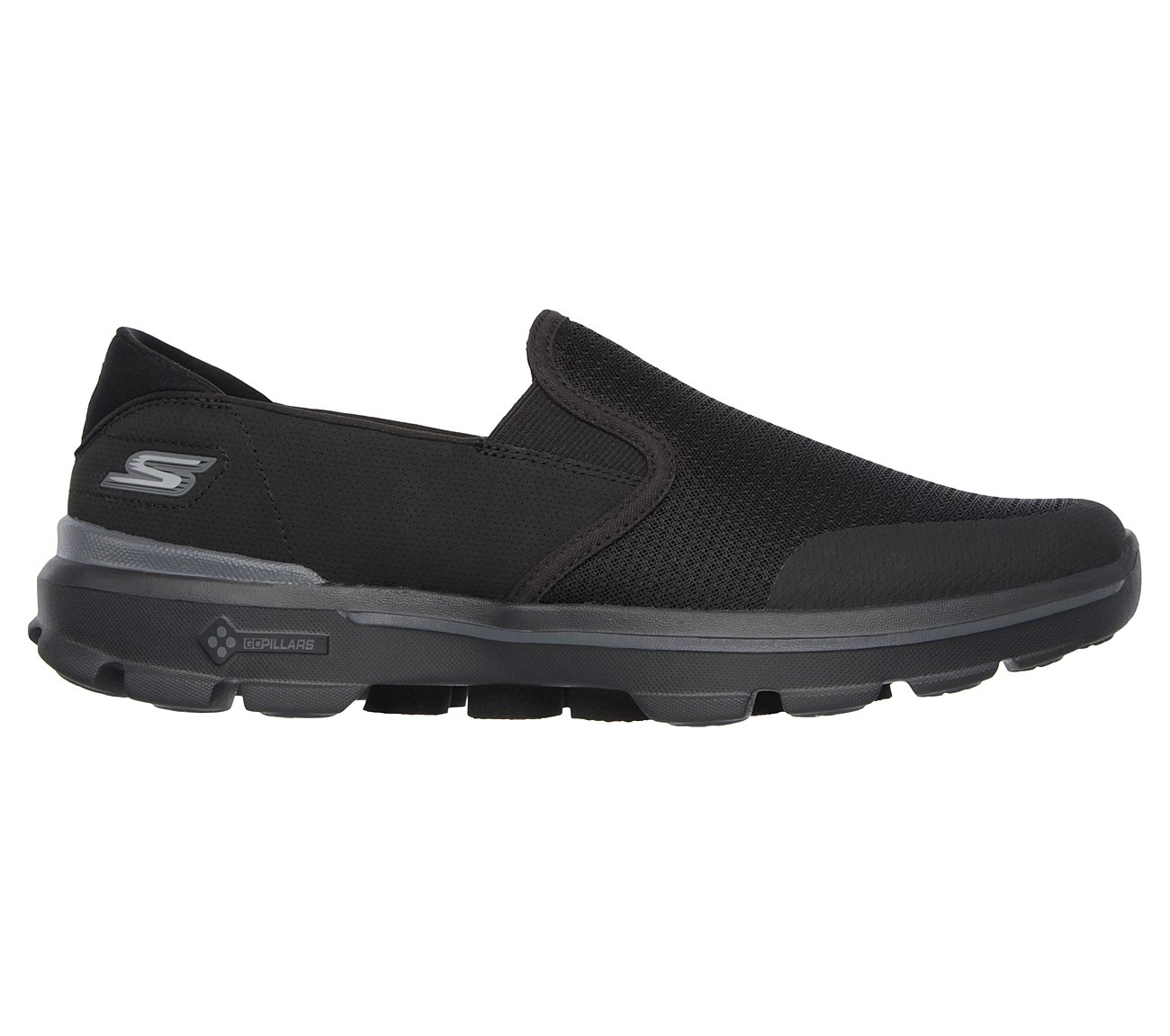 15a6d8ce38008 Skechers Go Walk 3 Charge Mens Shoes Review - Style Guru  Fashion ...